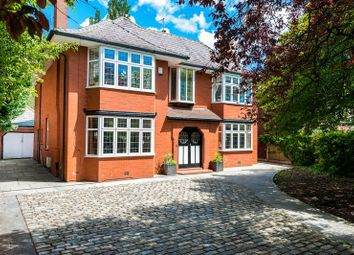 Thumbnail 5 bed detached house for sale in Wigan Lane, Wigan