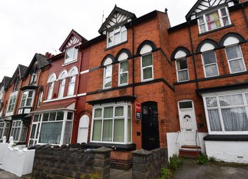 Thumbnail 5 bed terraced house to rent in Park Road, Sparkhill, Birmingham