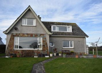 Thumbnail 3 bed detached house for sale in Penrhos, Pwllheli, Gwynedd