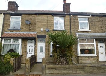 Thumbnail 2 bed terraced house to rent in Doncaster Road, Goldthorpe, Rotherham
