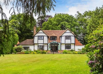 4 bed detached house for sale in Wolf's Hill, Limpsfield, Oxted, Surrey RH8