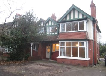 Thumbnail 4 bed semi-detached house for sale in Crewe Road, Wistaston, Crewe