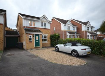 Thumbnail 3 bed link-detached house for sale in Stirling Close, Ash Vale, Surrey