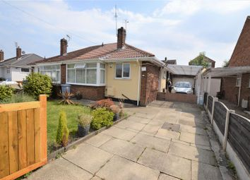 Thumbnail 2 bed semi-detached bungalow for sale in Martin Close, Denton, Manchester