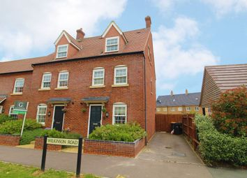 Thumbnail 3 bed semi-detached house for sale in Wilkinson Road, Kempston