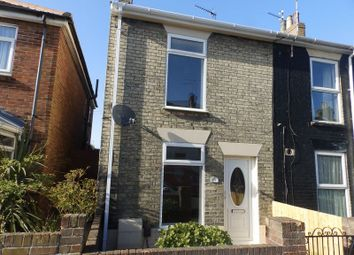 Thumbnail 2 bedroom end terrace house to rent in Lower Cliff Road, Gorleston, Great Yarmouth