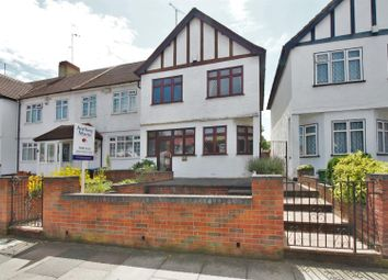 Thumbnail 3 bed end terrace house for sale in Wickham Lane, London