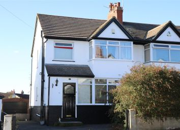 Thumbnail 3 bed semi-detached house for sale in Victoria Drive, Horsforth, Leeds