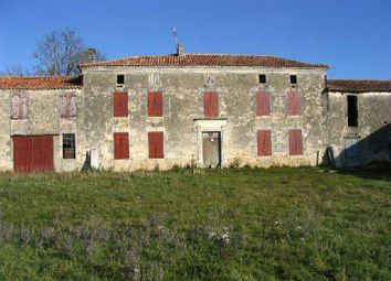 Thumbnail 4 bed property for sale in Aigre, 16140, France