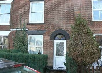 Thumbnail 3 bed terraced house to rent in Cricket Ground Road, Norwich