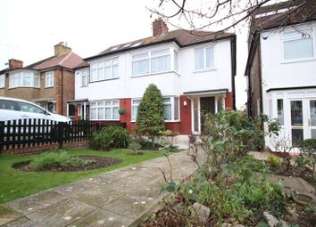 Thumbnail 3 bed semi-detached house for sale in Holyrood Road, New Barnet, New Barnet
