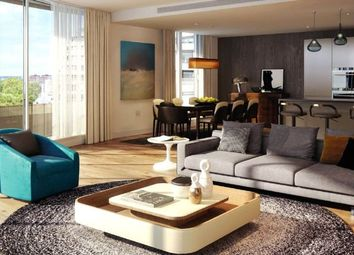 Thumbnail 3 bedroom flat for sale in The Cascades, Vista, London