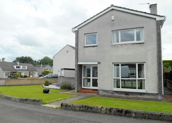 Thumbnail 3 bed detached house for sale in Meadows Avenue, Larkhall