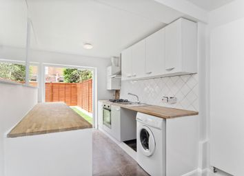 Thumbnail 3 bed terraced house to rent in Laburnum Road, London
