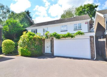 Thumbnail 4 bed detached house for sale in Downalong, Bushey Heath, Bushey
