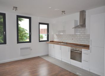 Thumbnail 2 bed flat to rent in City Road, Peterborough
