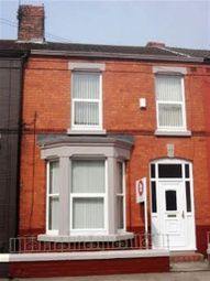 Thumbnail 1 bed property to rent in Alderson Road, Wavertree, Liverpool
