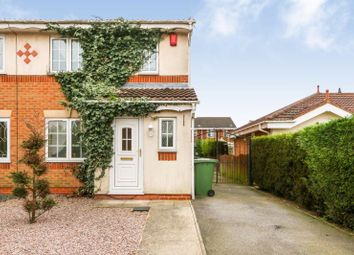 Thumbnail 3 bed semi-detached house for sale in Buckingham Grove, Scartho Top, Grimsby