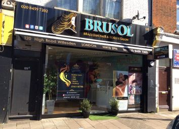 Thumbnail Retail premises for sale in 120A High Road, London