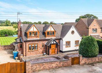 Thumbnail 4 bedroom detached house for sale in Bradley Lane, Bradley, Stafford, Staffordshire