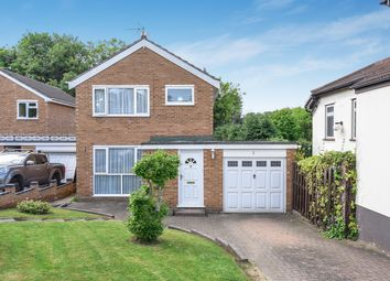 Thumbnail 3 bed detached house for sale in Brendans Close, Hornchurch