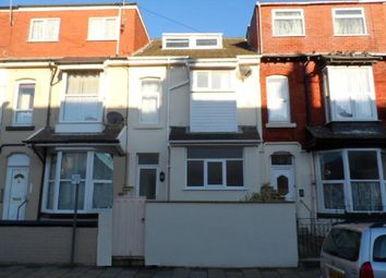 Thumbnail 3 bed terraced house for sale in Wolsley Road, Blackpool