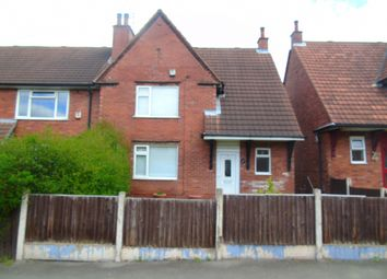 Thumbnail 3 bed town house to rent in Sandy Lane, Mansfield