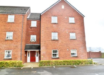 Thumbnail 2 bedroom flat to rent in John Wilkinson Court, Brymbo, Wrexham
