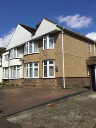 Thumbnail 4 bed semi-detached house to rent in Montrose Avenue, Luton