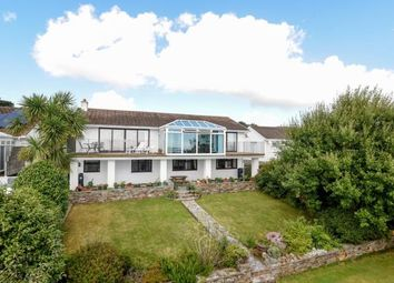 Thumbnail 4 bedroom detached house for sale in Duporth, St. Austell, Cornwall