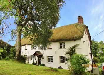 Thumbnail 4 bed cottage to rent in Cheriton Bishop, Near Exeter