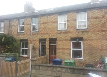 Thumbnail 3 bedroom terraced house to rent in Mill Street, Oxford