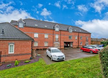 Thumbnail 2 bed flat for sale in Hayling Court, Lichfield Road, Shelfield, Walsall