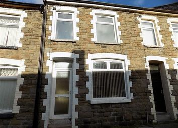 Thumbnail 3 bed terraced house to rent in Cross Street, Abertillery