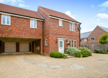 Thumbnail 3 bed terraced house for sale in Celandine View, Soham, Ely