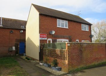 Thumbnail 1 bed semi-detached house for sale in Coombe Hill Crescent, Thame
