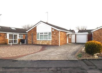 Thumbnail 2 bed bungalow for sale in Rainsborough Gardens, Market Harborough, Leicestershire