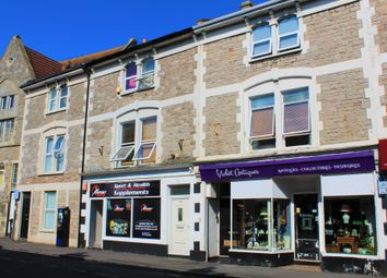 Thumbnail 2 bed flat for sale in Orchard Street, Weston-Super-Mare
