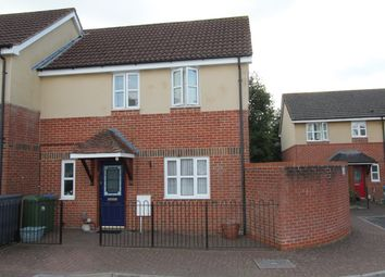 Thumbnail 3 bed terraced house for sale in Siddal Close, Southampton
