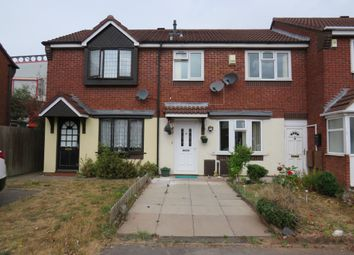 Thumbnail 3 bed terraced house for sale in Britannia Road, Walsall