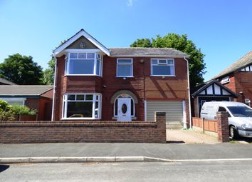 Thumbnail 4 bed detached house to rent in Knowsley Road, Smithills, Bolton