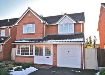Thumbnail 4 bed detached house for sale in Trafalgar Close, Muxton, Telford
