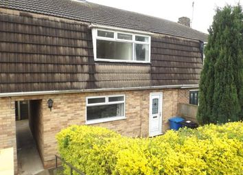 Thumbnail 3 bed terraced house for sale in Harvey Road, Hady, Chesterfield, Derbyshire