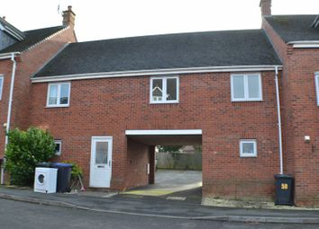 2 bed flat to rent in Berrywell Drive, Barwell, Leicester LE9