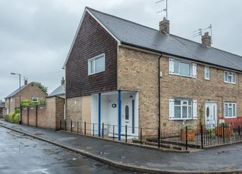 Thumbnail 3 bed terraced house for sale in Skipwith Close, Hull