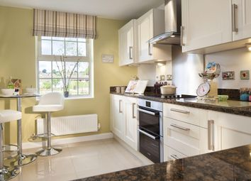 "Thumbnail 3 bed detached house for sale in ""Bradwell"" at Swanlow Lane, Winsford"