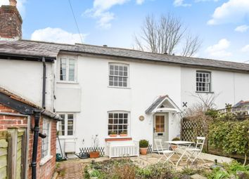 Thumbnail 2 bed terraced house for sale in Coach Lane, High Street, Child Okeford, Blandford Forum
