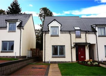 Thumbnail 3 bed end terrace house for sale in Mulloch View, Castle Douglas
