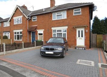 Thumbnail 3 bed terraced house to rent in Deepmore Avenue, Walsall