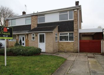 Thumbnail 3 bedroom semi-detached house to rent in Pinnegar Way, Swindon